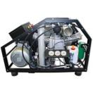 Переносной компрессор высокого давления TYPHOON OPEN (для пожарных, дайвинга и пейнтбола)
